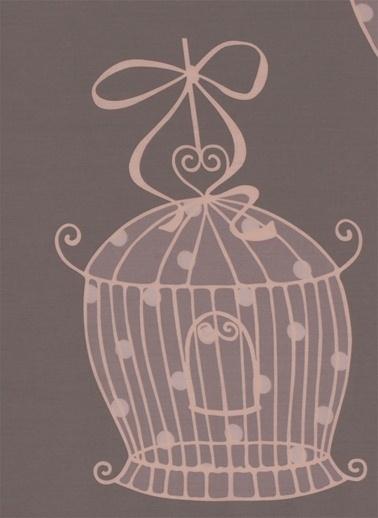 Cage in a Dream Tek K. Nevresim Tk-Hibboux by Yataş